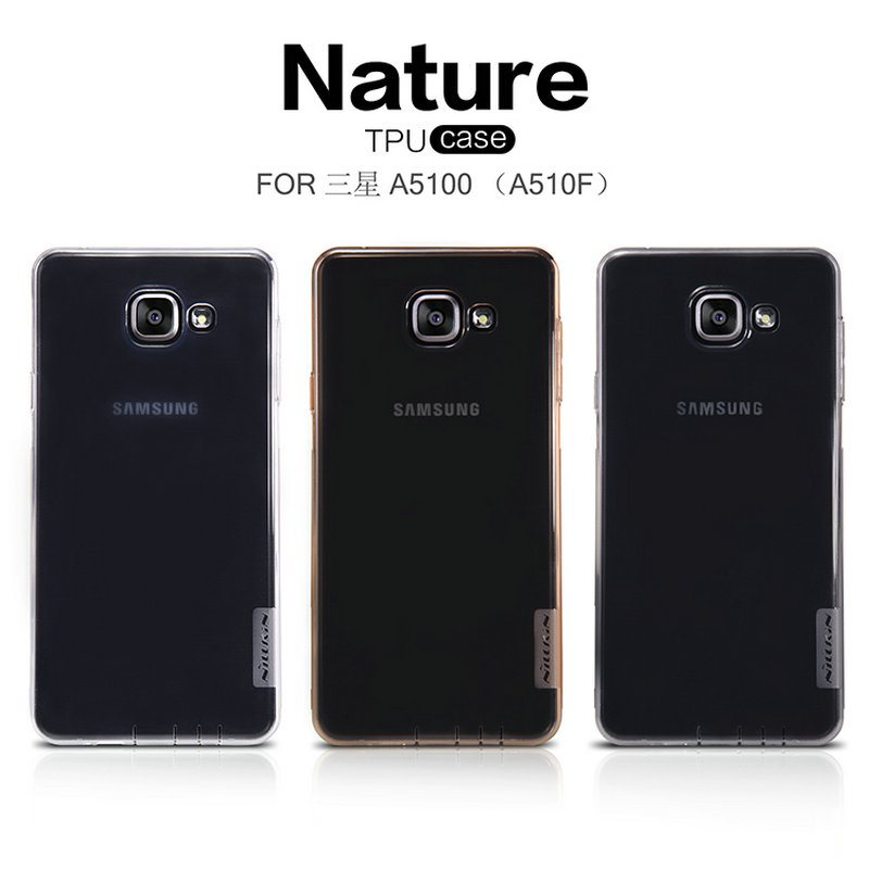 Nillkin-Brand-For-Samsung-A5100-A510F-case-Ultrathin-TPU-Soft-Back-Cover-Case-For-Samsung-A5100