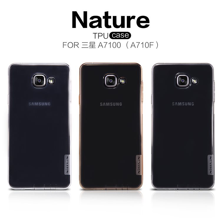 Original-Nillkin-Super-Thin-Transparent-Clear-Crystal-Shell-Soft-Case-For-Samsung-A7100-A710-phone-case