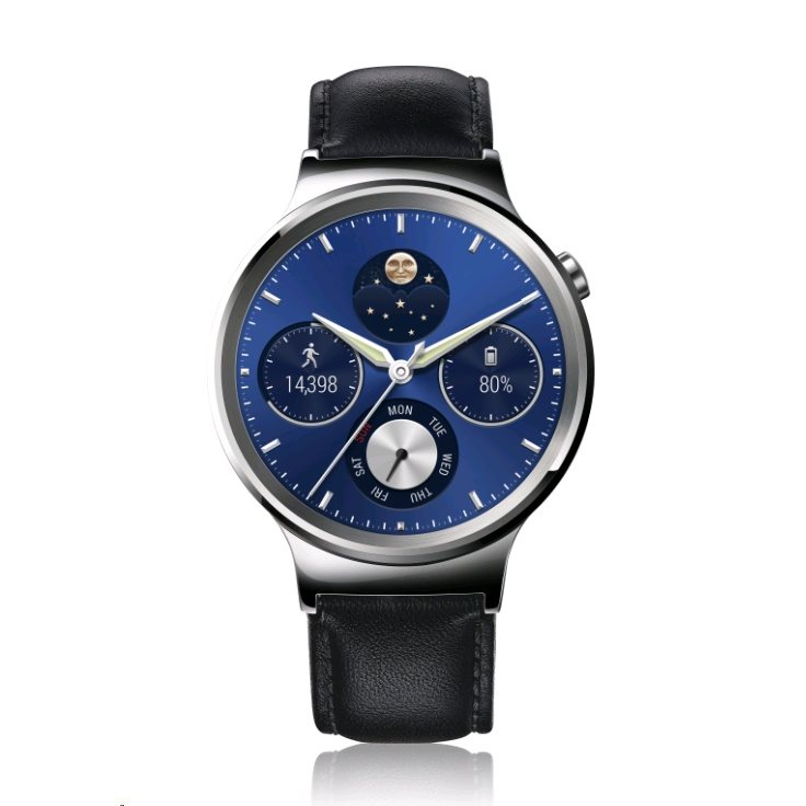 huawei-watch-with-leather-band