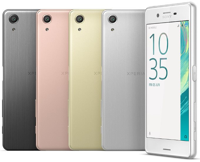 Xperia-X-Performance-Colours