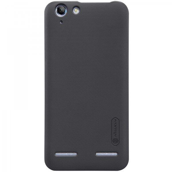 Nillkin-Lenovo-Lemon-3-Super-Frosted-Shield-Protective-Back-Cover-black-white