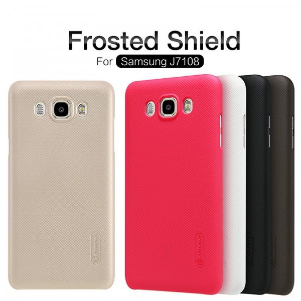 10pcs-lot-Nillkin-Super-Frosted-Shield-Case-For-Samsung-Galaxy-J7-2016-J710-J7108-J7109-Hard