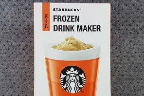 [ Review ] : #Starbucks Frozen Drink Maker – แก้วหรรษา ดับกระหาย