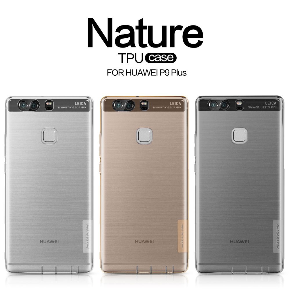 NILLKIN-Ultra-Thin-Transparent-Nature-TPU-Case-For-Huawei-P9-Plus-Clear-Soft-Back-cover-Phone