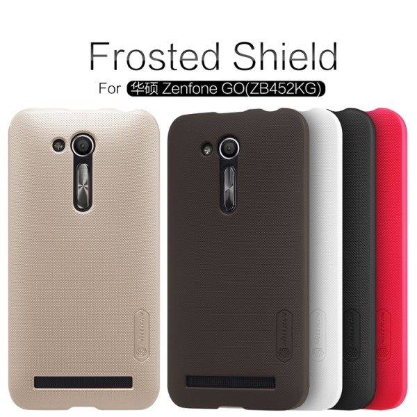 Nillkin-Super-Frosted-Shield-Case-Back-Cover-For-Asus-Zenfone-Go-ZB452KG-4-5-Plastic-Hard