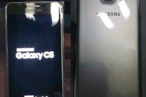 หลุดภาพ Samsung Galaxy C5 บอดี้โลหะหรู สเปคระดับกลาง คาดเปิดตัวเร็วๆ นี้