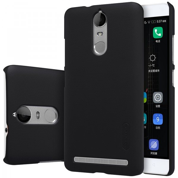Hot-Selling-for-Lenovo-K5-Note-Case-Nillkin-PC-2Flip-TPU-Back-Cover-Case-With-Screen