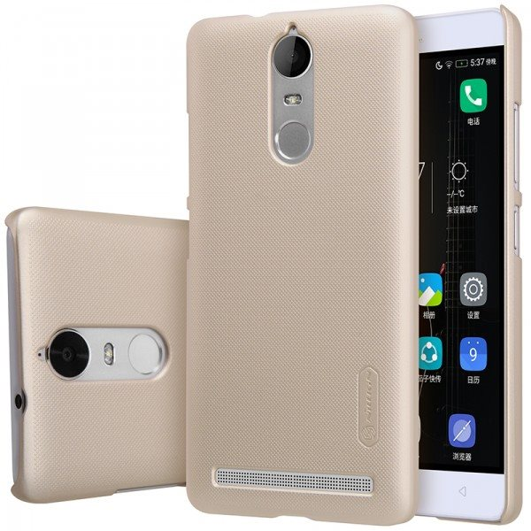 Hot-Selling-for-Lenovo-K5-Note-Case-Nillkin-PC-Flip-TPU-Back-Cover-Case-With-Screen