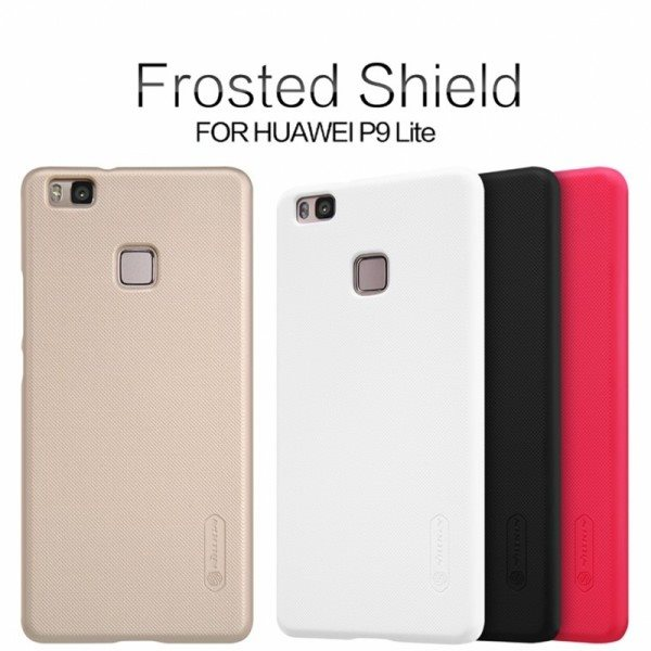 NILLKIN-Case-for-Huawei-Ascend-P9-Lite-NILLKIN-Super-Frosted-Shield-back-cover-case-for-Huawei