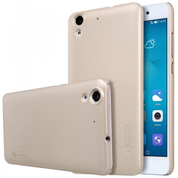 Huawei-Honor-5a-Case-5-0-inch-Nillkin-Frosted-Shield-Hard-Plastic-PC-Back-Cover-Case