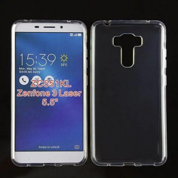 50pcs-lot-high-quality-whole-crystal-clear-tpu-gel-case-for-asus-zenfone-3-laser-5