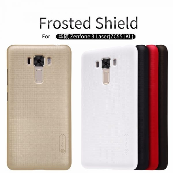 asus-zenfone-3-laser-zc551kl-case-back-cover-nillkin-super-frosted-shield-matte-case-with-free