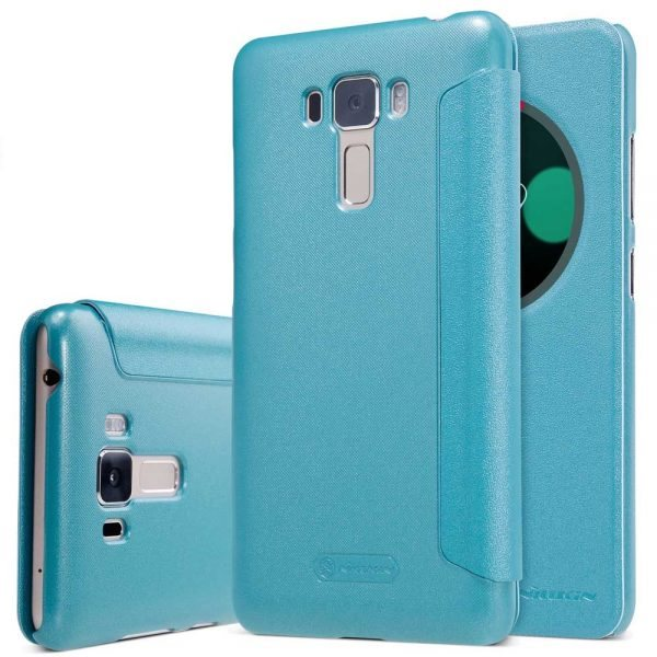 for-asus-zenfone-3-laser-zc551kl-nillkin-sparkle-smart-window-design-leather-case-for-asus-zenfone