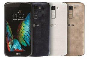 LG ควง TGFone วางจำหน่าย 'K10 LTE' ดีไซน์หรู ราคา 6,990 บาท