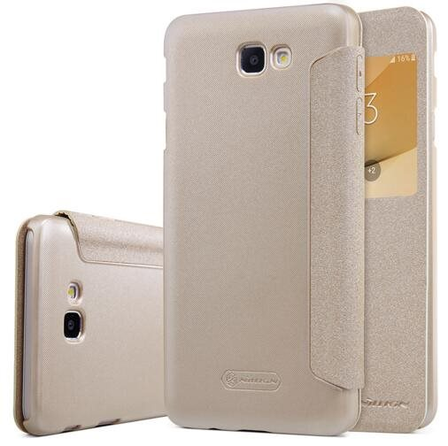 original-nillkin-for-samsung-galaxy-j7-prime-case-sparkle-pu-leather-flip-cover-view-window-for