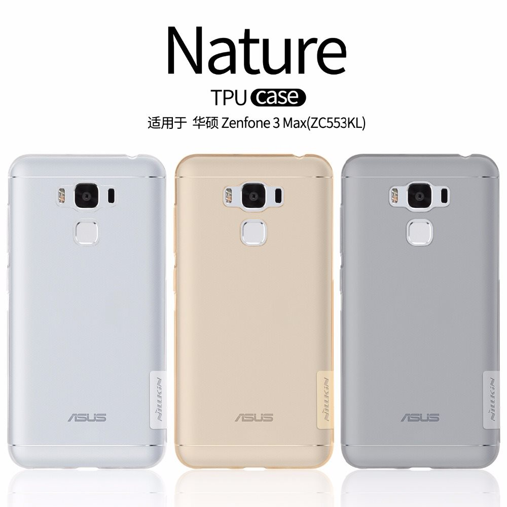 asus-zenfone-3-max-zc553kl-case-nillkin-nature-clear-tpu-transparent-soft-back-cover-case-for
