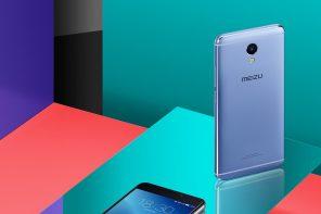 เปิดตัว Meizu M5 Note สเปคเดิม ดีไซน์สวยขึ้น เคาะราคาเริ่ม 4,800 บาท