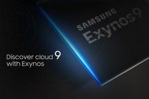 Samsung เปิดตัวชิพ Exynos 9 (8895) จ่อใช้บน Galaxy S8