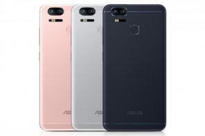 #Asus Zenfone 3 Zoom ลงตลาดไต้หวัน  เคาะราคา 16,500 บาท