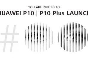 เตรียมพร้อม ! เปิดตัว #Huawei P10 | P10 Plus ประเทศไทย 16 มีนาคมนี้