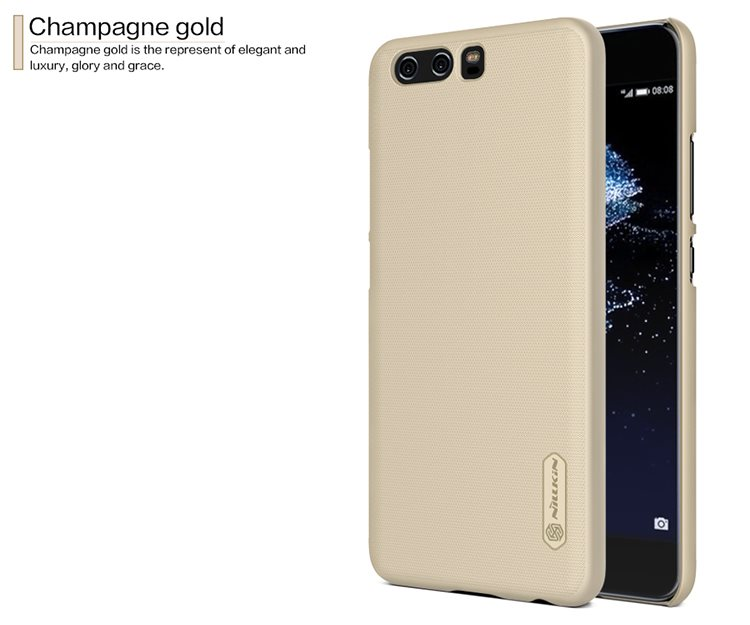 Huawei-P10-NILLKIN-Frosted-PC-Plastic-Back-Cover-Gift-Screen-Protector-For-Huawei-2