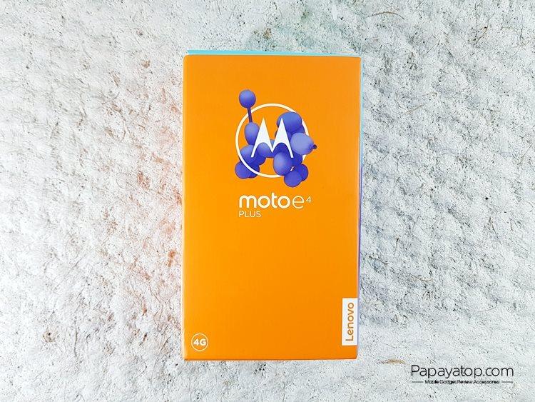 รีวิว Moto E4 Plus