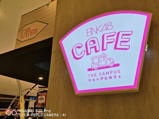 ฺBNK48 Cafe