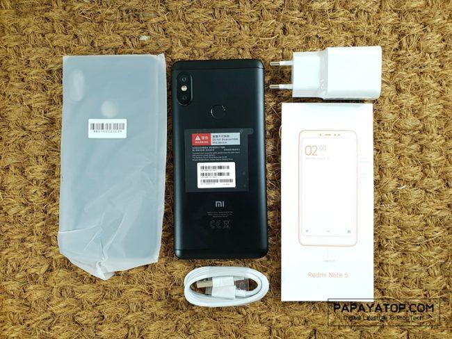 รีวิว Redmi Note 5