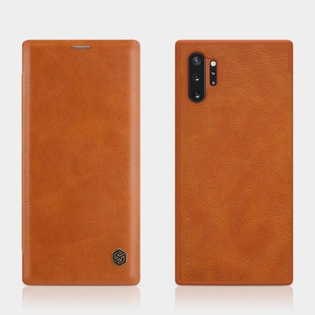 เคสฝาพับ Nillkin QIN Galaxy Note 10+