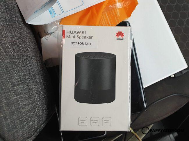 รีวิว Huawei Mini Speaker