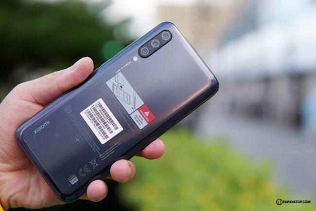 รีวิว Xiaomi Mi A3