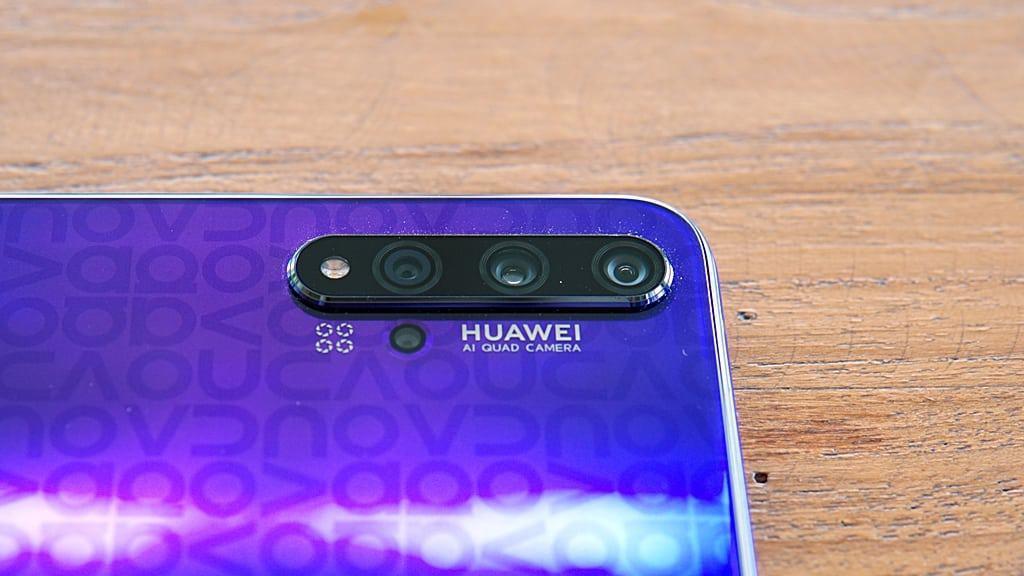 รีวิว กล้อง Huawei Nova 5T