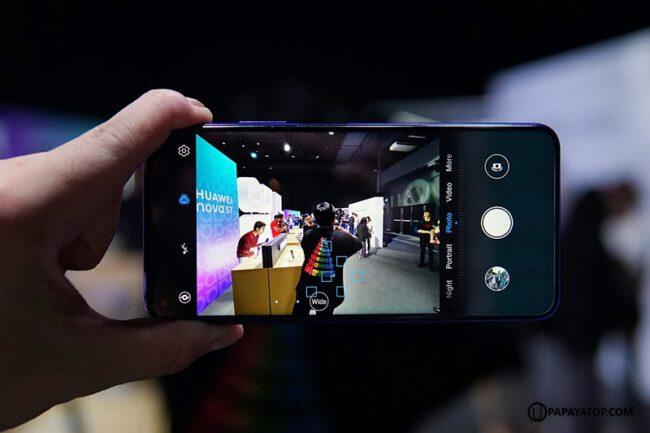 รีวิว Huawei Nova 5T