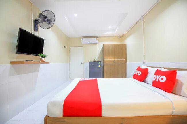 oyo rooms thailand