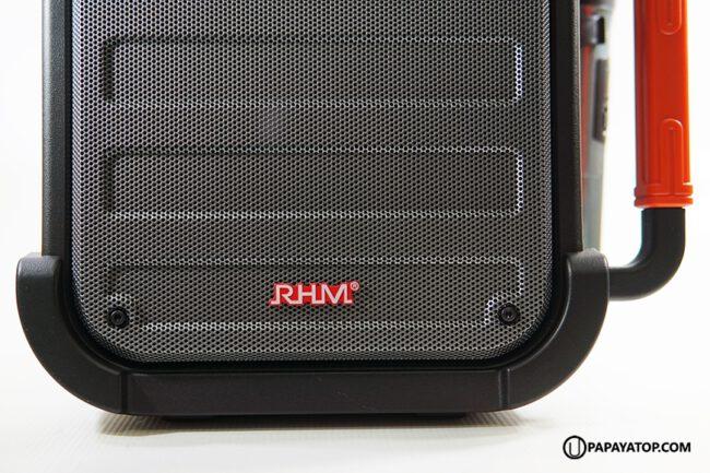 รีวิว ลำโพง rhm op 05