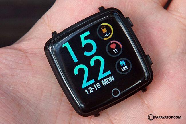 รีวิว lenovo hw25 smartwatch