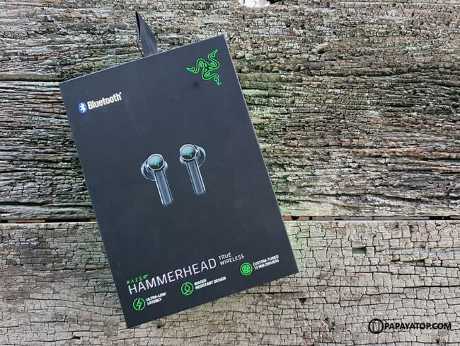 รีวิว Razer Hammerhead True Wireless