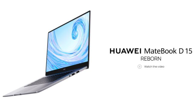 huawei matebook d15 review