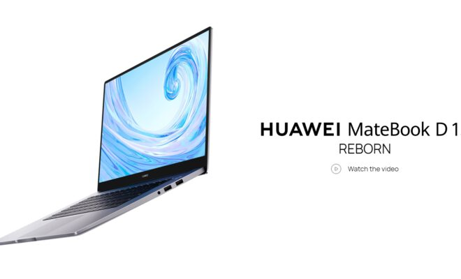 huawei matebook d15 review