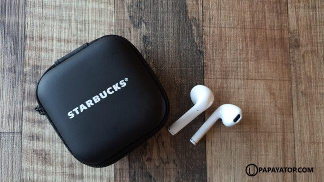 เคส Airpods Starbucks รีวิว