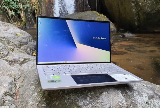 review zenbook 14 ux434flc