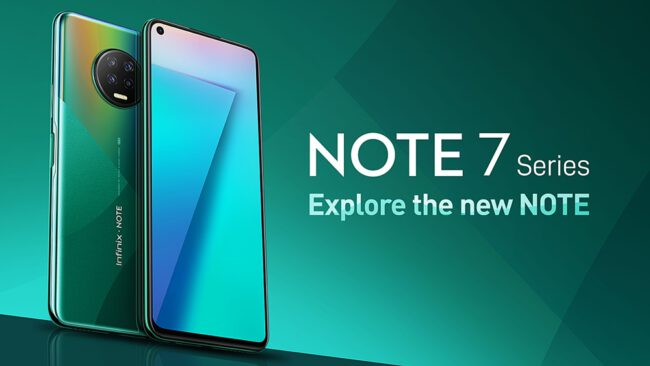 infinix note 7 รีวิว review