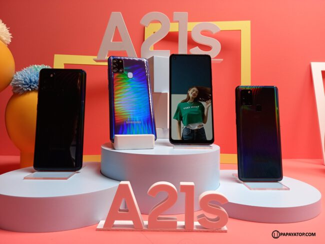 galaxy a31 a21s workshop review