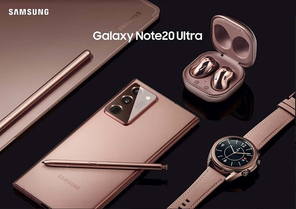galaxy note 20 ultra iphone 12 pro max