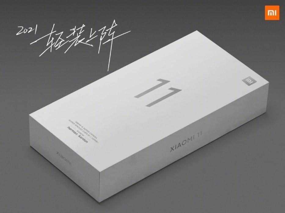 xiaomi mi11 box