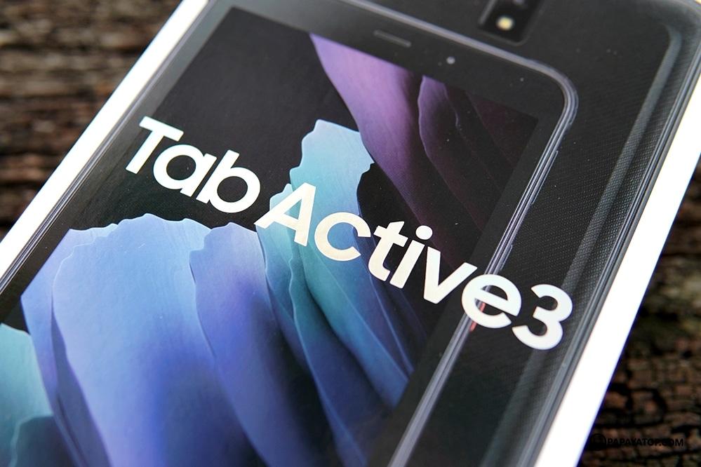 รีวิว galaxy tab active 3