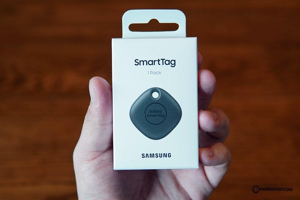 รีวิว samsung smarttag