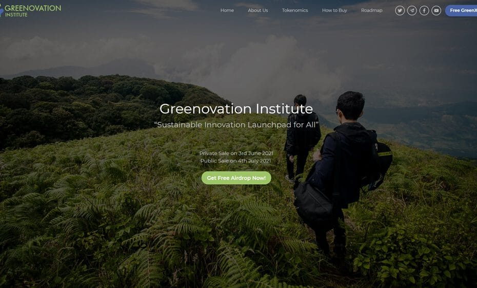 greenovation x
