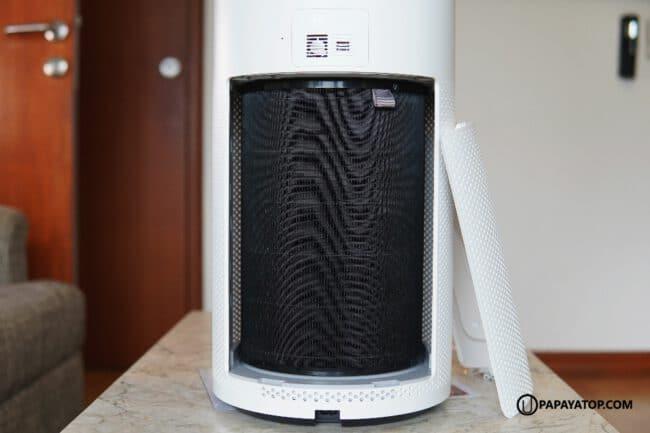 smartmi air purifier