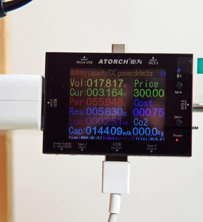 Atorch UD24 USB Meter